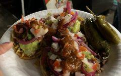 Tacos at Tacos El Venado