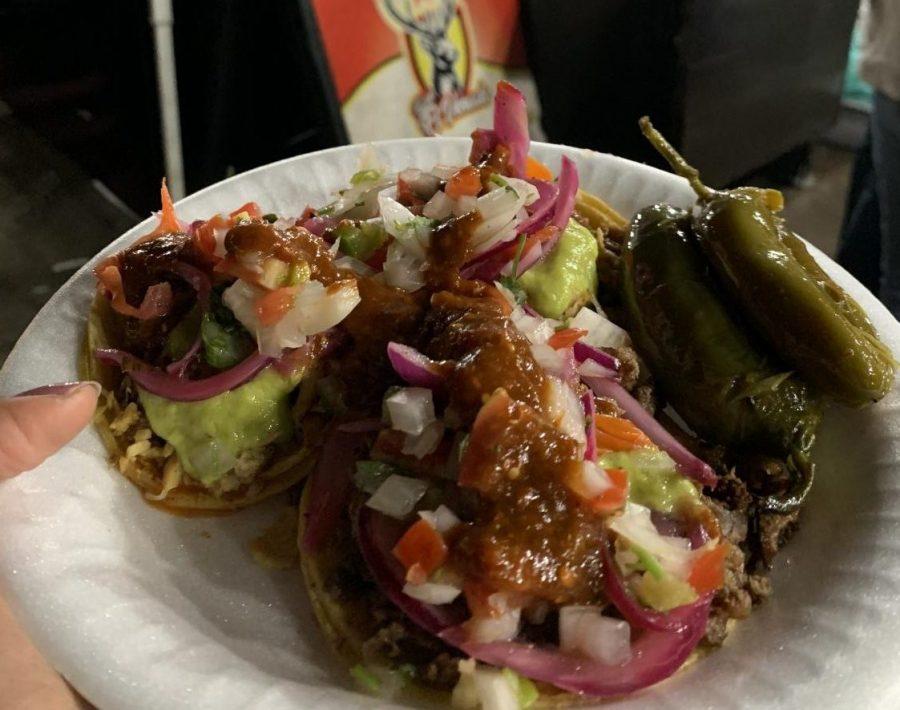 Tacos+at+Tacos+El+Venado