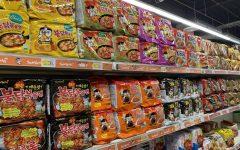 The Soar of Korean Food