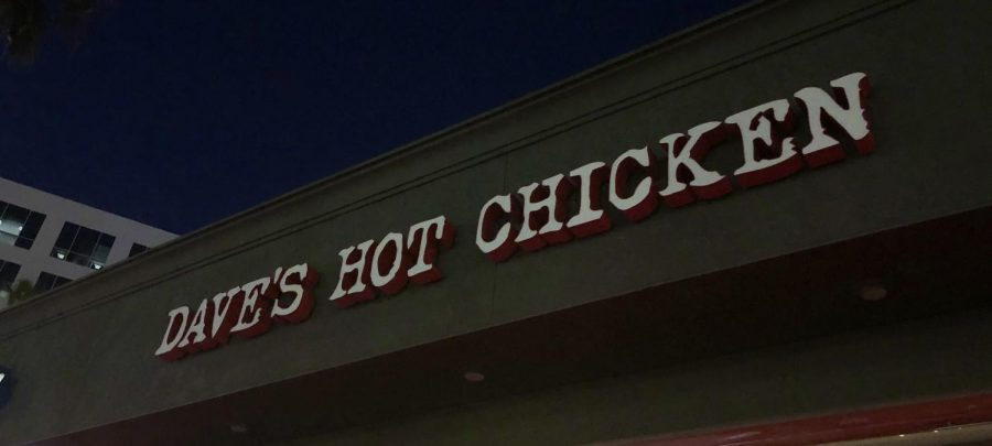 "Dave's ""Not So"" Hot Chicken"