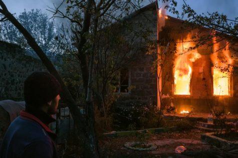 Addressing the War in Artsakh