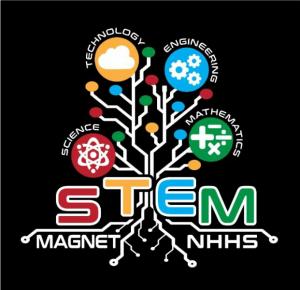 STEM Magnet Logo